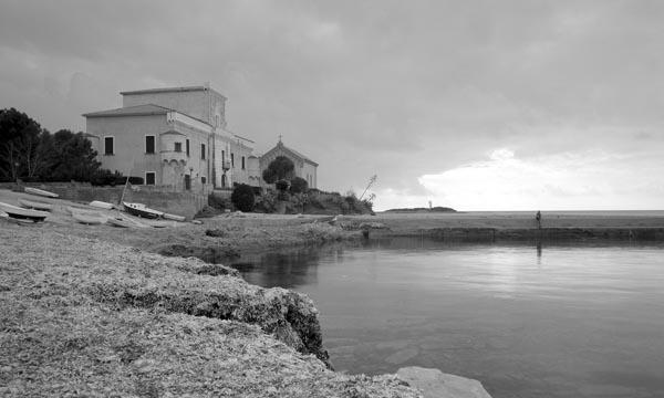 Palazzo Granito, Punta Licosa