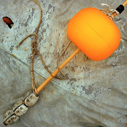 Gavitello arancio