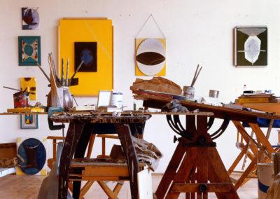 Studio di Gianni Dessì