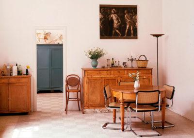 Casa di Gianni Dessì e Martha Boyden