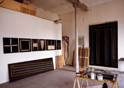 Studio di Marco Tirelli