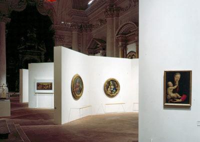 C.Nepi, M.Terrosi - Mostra del Beccafumi, San Domenico, Siena