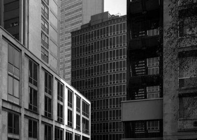 Centro direzionale, Milano - 1987