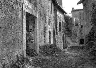 Sorano, il paese - 1979