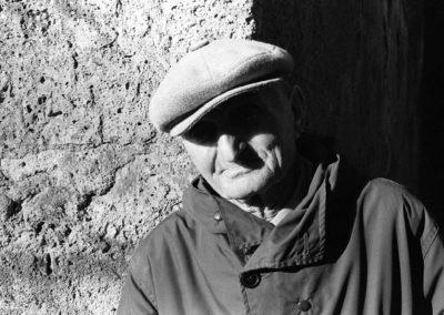 Sorano, vita di paese - 1979