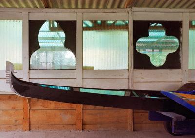 Remiera Casteo - isola di Sant'Elena - 1997